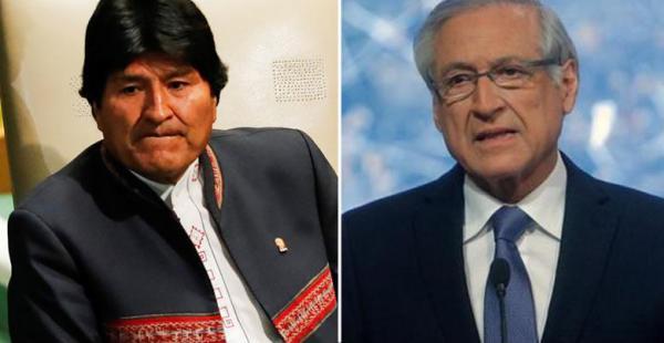 Muñoz acuso al mandatario boliviano de querer instaurar una política de odio hacia Chile
