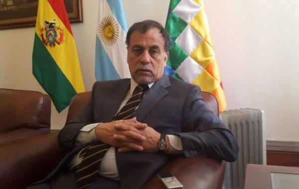 Embajador argentino dice que las negociaciones energéticas con Bolivia están estancadas