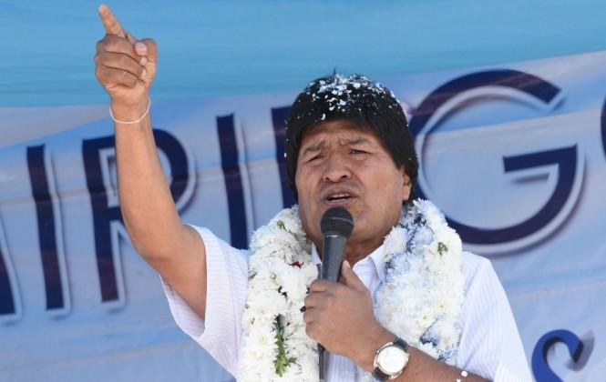 """Morales: """"Hay que pensar cómo Chile puede resarcir el daño económico a Bolivia"""""""