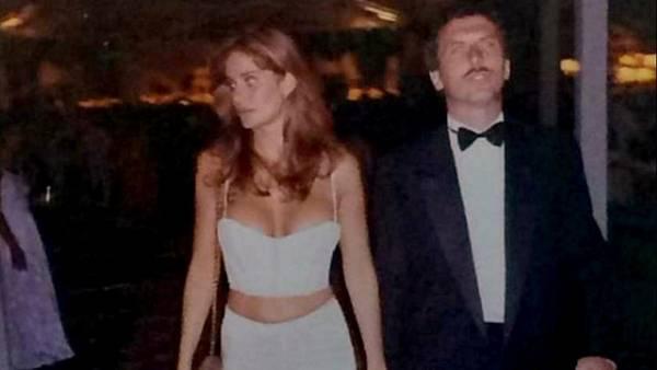 Isabel Menditeguy y Mauricio Macri (Archivo)