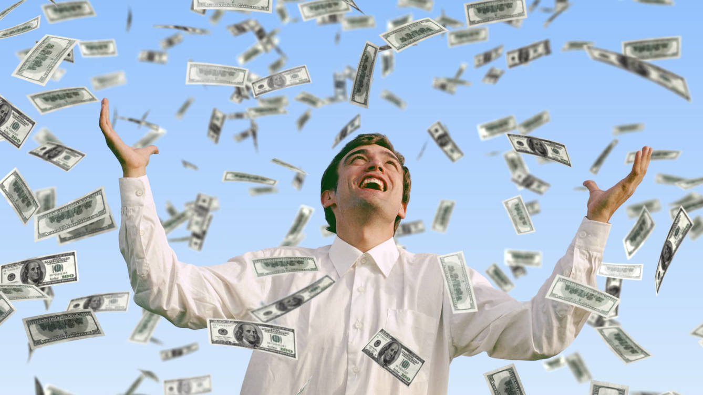 Foto: Parecen billetes de dólar, pero algunos lo pueden sentir como si fuese lluvia ácida. (iStock)