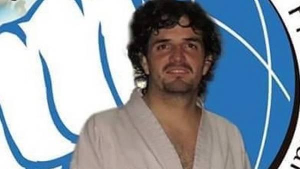 Daniel Zalazar, indicado como autor de la masacre, fue detenido en el Hospital Central de Mendoza.