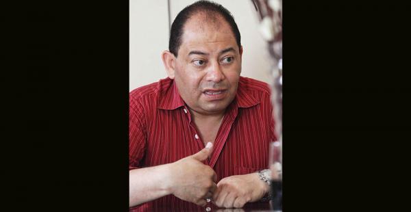 El ministro de Gobierno, Carlos Romero, habló ayer del caso