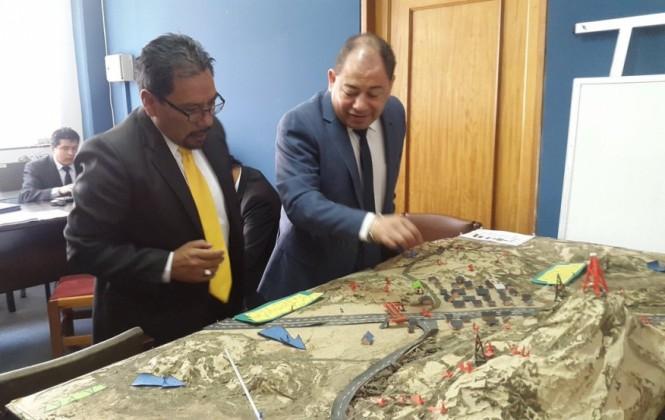 Romero declara ante la Fiscalía que no replegó a la Policía para no desproteger a Illanes