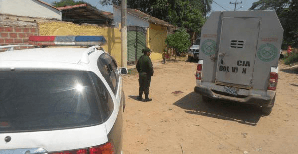 El crimen ocurrió en un domicilio cerca del matadero municipal en la Pampa de la Isla