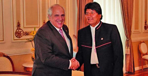 Se prevé que ambas autoridades conversen sobre varios temas relacionados a la integración de la región.