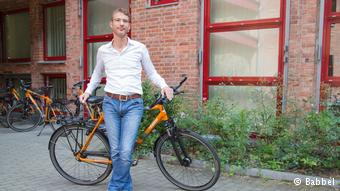 Babbel CEO Markus Witte (Babbel)