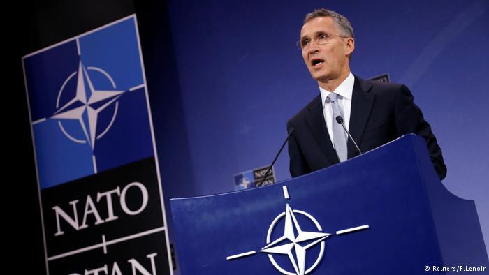 El Secretario General de la OTAN, Jens Stoltenberg.