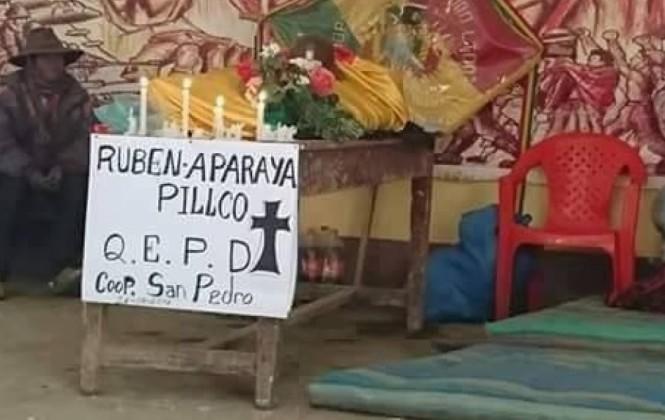 Defensor del Pueblo pide que familiares de cooperativistas muertos sean indemnizados