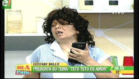 Teto Teto de amor, el nuevo hit de Estefani Brillit