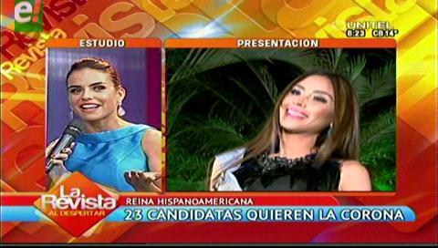 Presentan oficialmente a candidatas del Reina Hispanoamericana 2016
