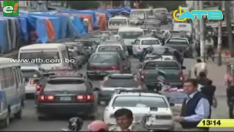 Tarija es la ciudad con más vehículos por habitante en el país