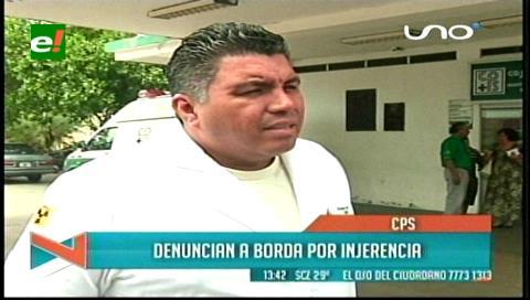 Conflicto CPS: Denuncian injerencia y parcialización de parte de Rolando Borda