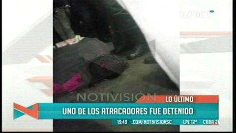 Santa Cruz: Atracan y matan a librecambista, comerciantes detienen y golpean al asesino