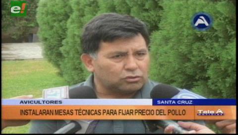 Cocarico y Avícultores acuerdan trabajar en mesas técnicas para mejorar condiciones del sector
