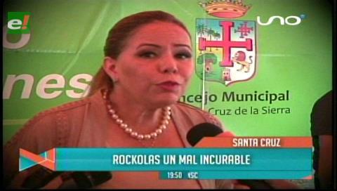 Santa Cruz: Angélica Sosa reconoce fallas en el control de las rockolas