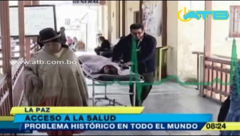 La salud en Bolivia: ¿Un servicio o un negocio?