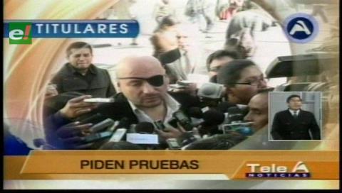 Titulares de TV: Oficialistas y opositores dudan del informe presentado por el defensor del pueblo sobre los hechos en Panduro