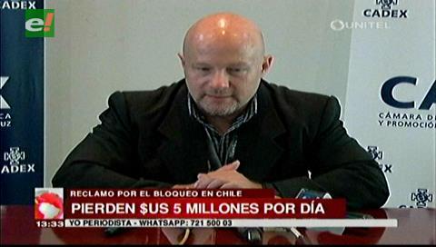 CADEX pide a autoridades chilenas poner fin a conflictos y cumplir tratado