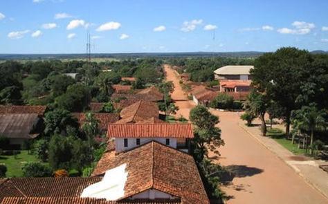 Municipio de San Matías, Santa Cruz - Bolivia. Foto: boliviaentusmanos.com
