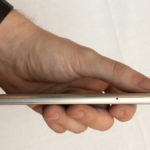 Carcasa lateral del Huawei Mate 9