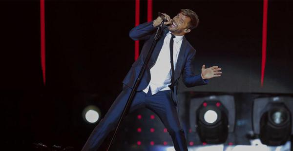 La prensa argentina se rindió ante los encantos del ídolo