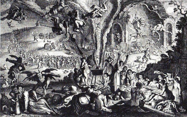 Caceria de brujas