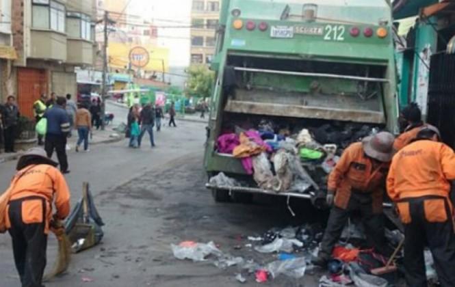 Pago de la Alcaldía por el recojo de basura dependerá de la cantidad de residuos recolectados