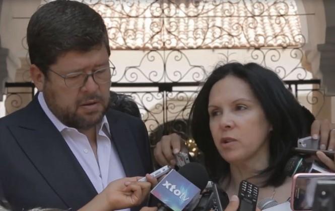"""Esposa de Samuel: """"Si el Gobierno quería lastimarnos, lo ha logrado, puede sonreír"""""""