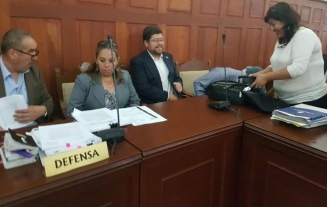 Opositora UD cree que la justicia suspendió audiencia de Doria Medina por cálculo político