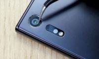 Test de resistencia de la cámara del Sony Xperia XZ