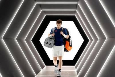Andy Murray, nuevo número uno del tenis mundial. Reuters