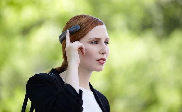 Música a través de los huesos: así son los auriculares de conducción ósea