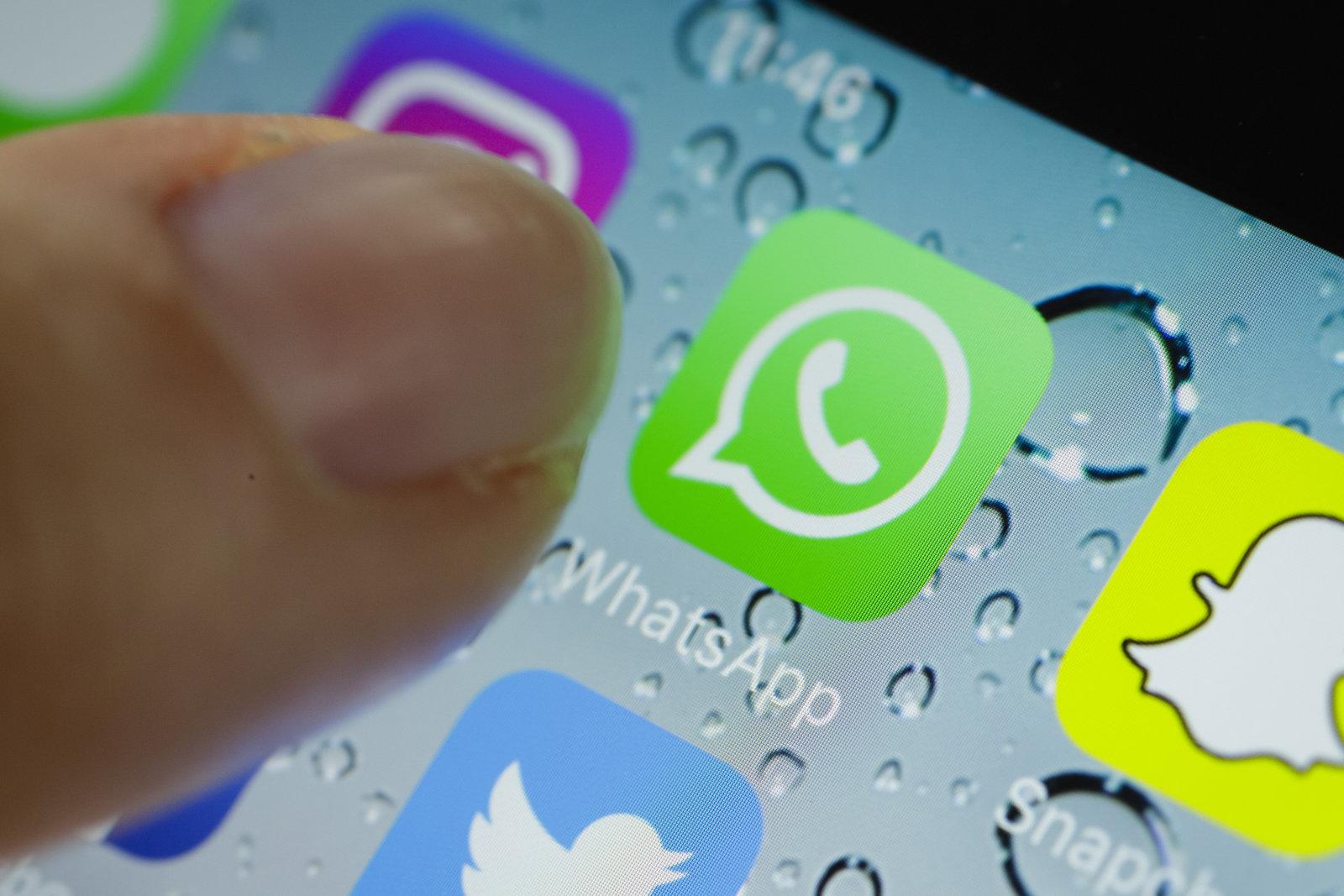 Facebook suspende la recopilación de datos de WhatsApp en Reino Unido