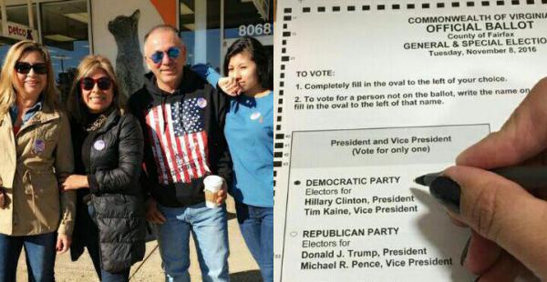 voto de bolivianos