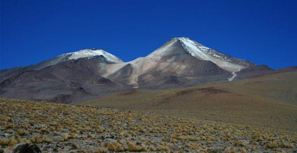 Con sus 6.008 m, es el más elevado de la zona sur de Bolivia y del departamento de Potosí