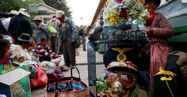 Día de las Ñatitas - La Paz