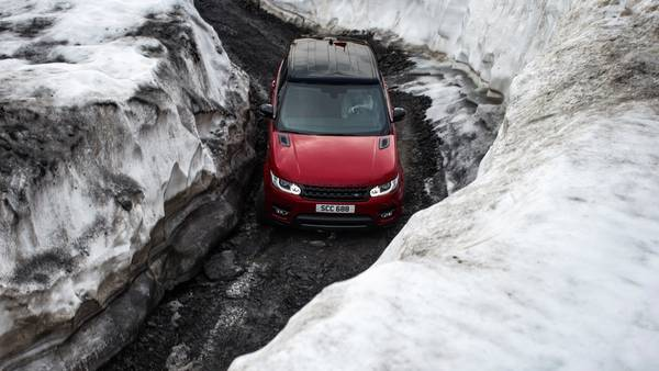 Range Rover Inferno
