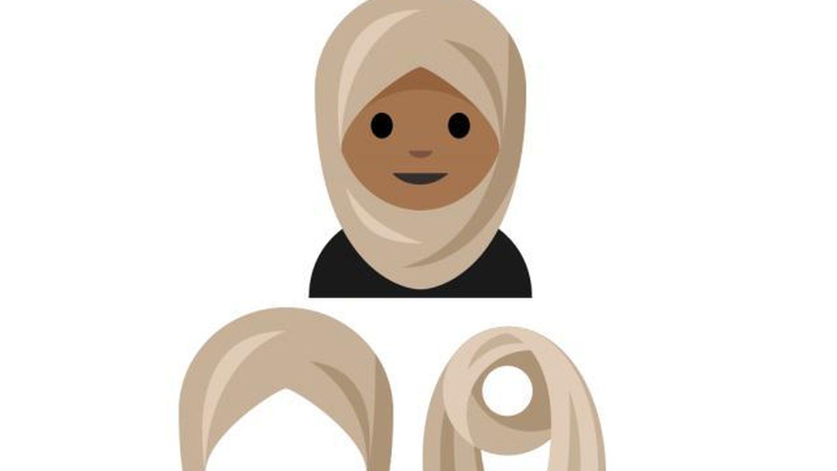 Whatsapp incluirá el hijab entre los nuevos emojis de 2017