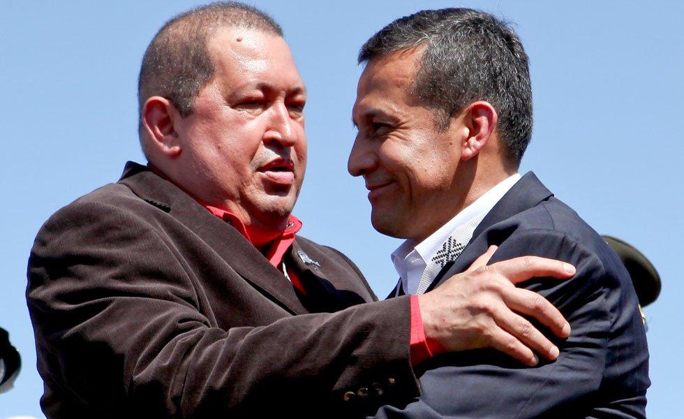 Humala dijo que no estaba en la obligación de declarar el dinero recibido porque no había partido