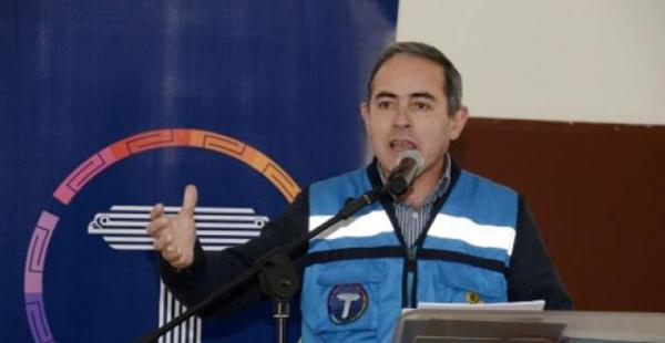 El representante de la empresa estatal de transporte por cable resaltó el aporte al pago del bono Juancito Pinto.