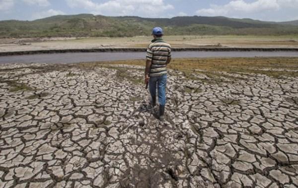 Sequía afectó a 172 municipios, Gobierno espera lluvias en todo el país desde diciembre