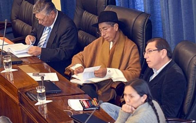 Activan el juicio de responsabilidades contra el magistrado suspendido Gualberto Cusi