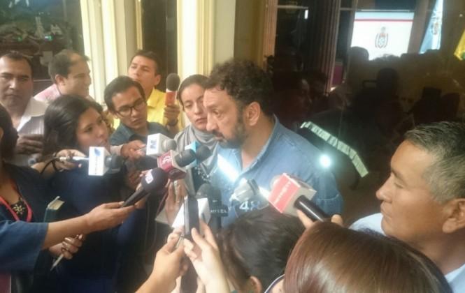 Semapa lamenta que Evo pida disculpas sólo a La Paz y no a Cochabamba por la crisis de agua