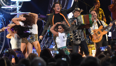US-MUSIC-ENTERTAINMENT-LATIN-GRAMMY-SHOW