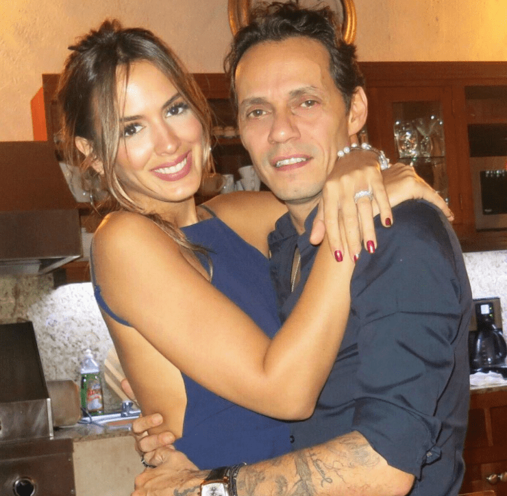 Shannon de Lima, Marc Anthony