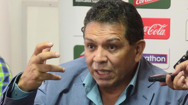 Resultado de imagen para López explicó proceso ante la FIFA