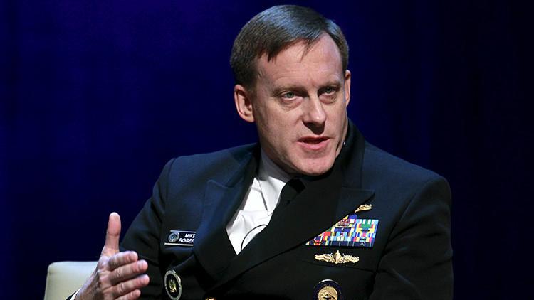 El director de la Agencia de Seguridad Nacional (NSA), Mike Rodgers.
