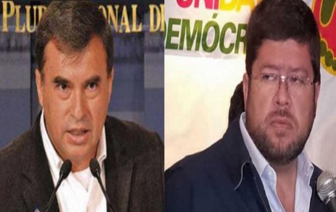 "Ministro Quintana califica de ""ladronzuelo"" de cuello blanco a Doria Medina"
