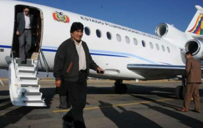 Presupuestan Bs 20 millones para el funcionamiento del avión presidencial en 2017